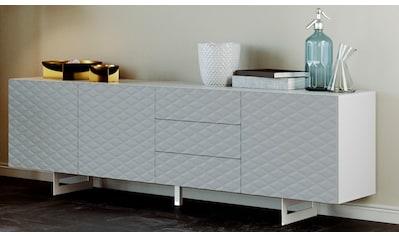 DIVENTA Sideboard »KORFU«, Breite 220 cm kaufen
