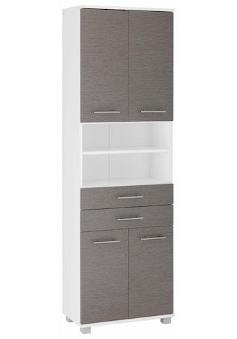 Schildmeyer Hochschrank »Palermo«, Breite 60 cm, verstellbare Einlegeböden,... kaufen
