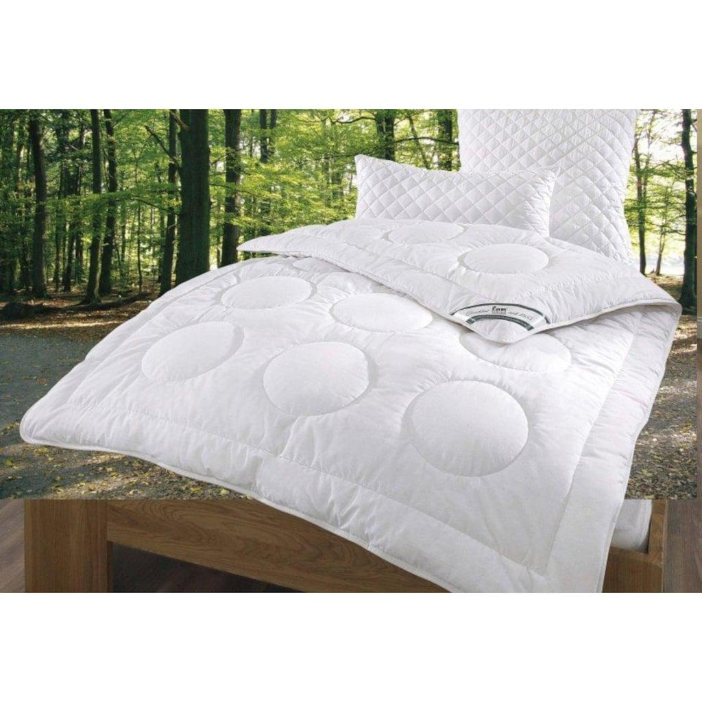 f.a.n. Schlafkomfort Naturfaserkissen »Baumwolle«, (1 St.)