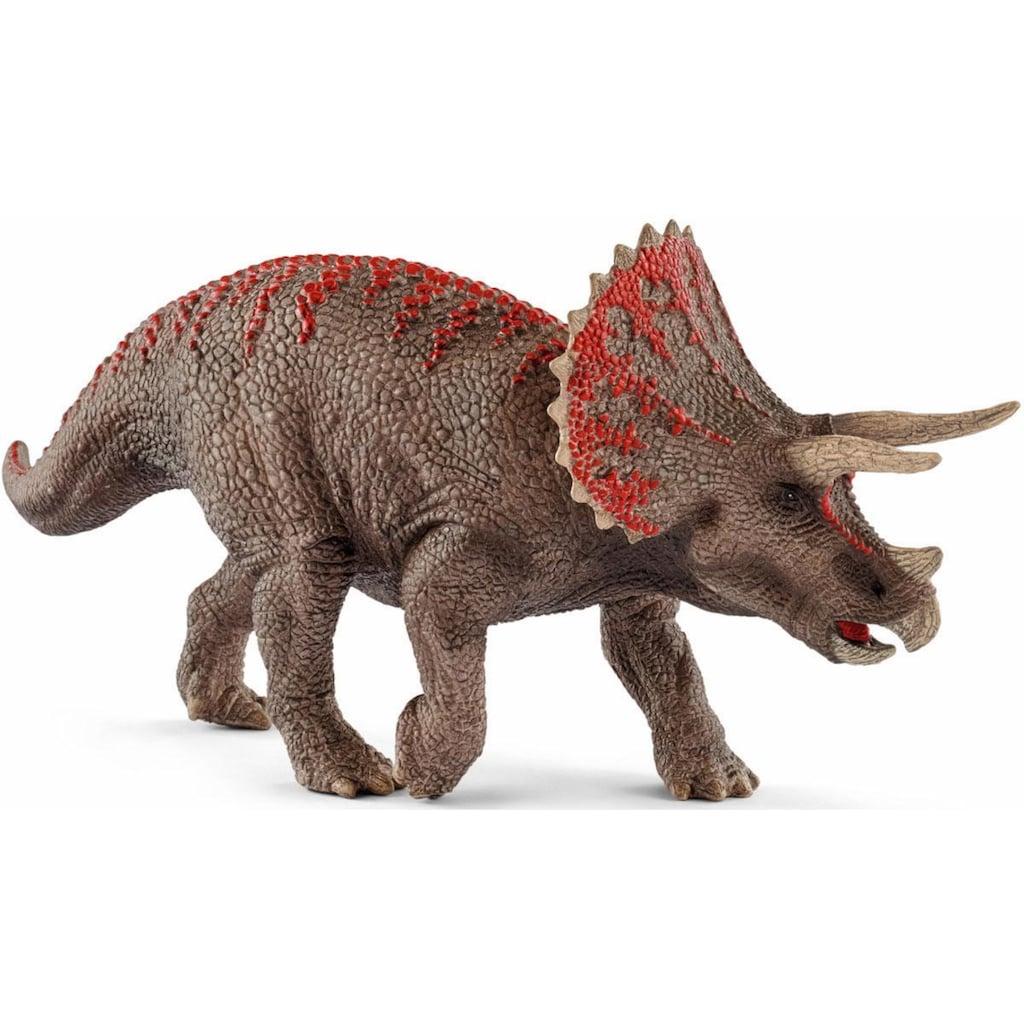 Schleich® Spielfigur »Dinosaurs, Triceratops (15000)«