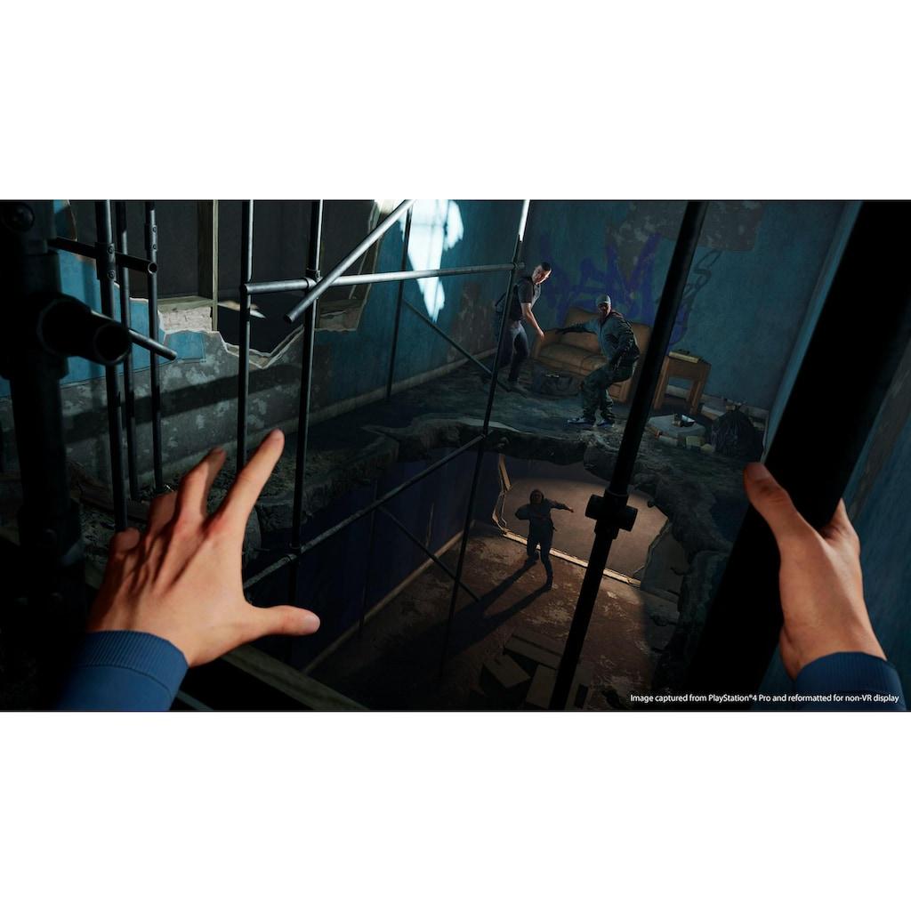 PlayStation 4 Spiel »Blood & Truth VR«, PlayStation 4