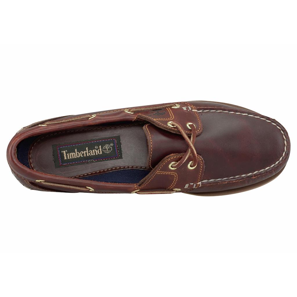 Timberland Bootsschuh »Classic Boat 2 Eye«