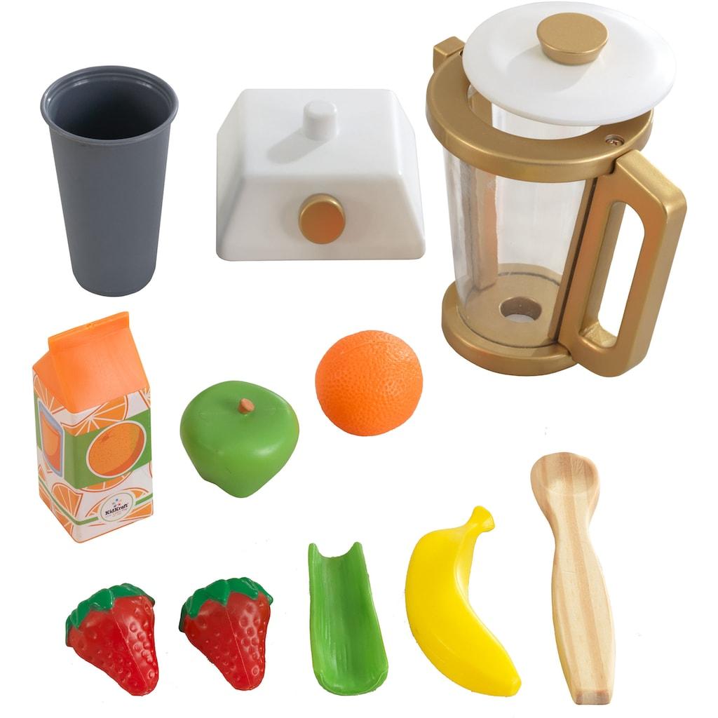 KidKraft® Kinder-Standmixer »Spielset Smoothie«, (12 tlg.)