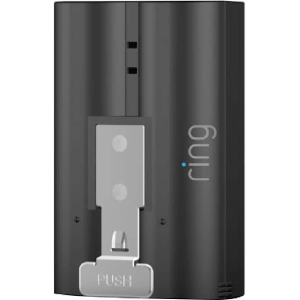 Ring Batterie »Quick Release«, 3,8 V, für Video Doorbell 2 oder Spotlight Cam Battery/Solar oder Stick Up Cam Battery/Solar oder Door View Cam