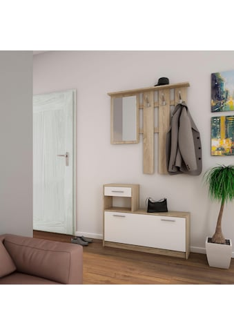 Homexperts Garderoben-Set »Tamme«, (3 tlg.) kaufen