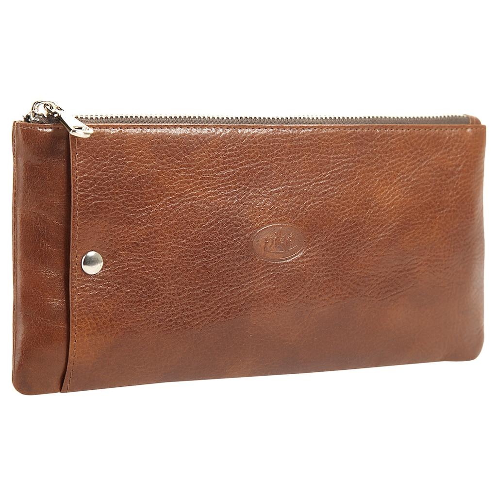 Piké Brieftasche, besonders schlankes Design
