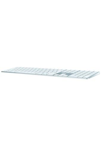 Apple Magic Keyboard mit Ziffernblock »Deutsch, Silber« kaufen