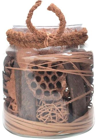 Kayoom Dekofigur »Flora«, braun kaufen