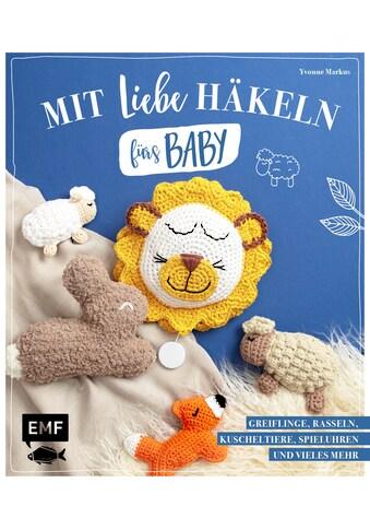 Buch »Mit Liebe häkeln fürs Baby / Yvonne Markus« kaufen