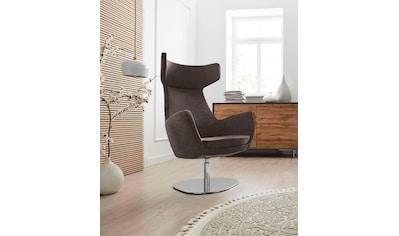 andas Drehstuhl »Alette«, mit Drehmechanik, auf rundem Fuß kaufen