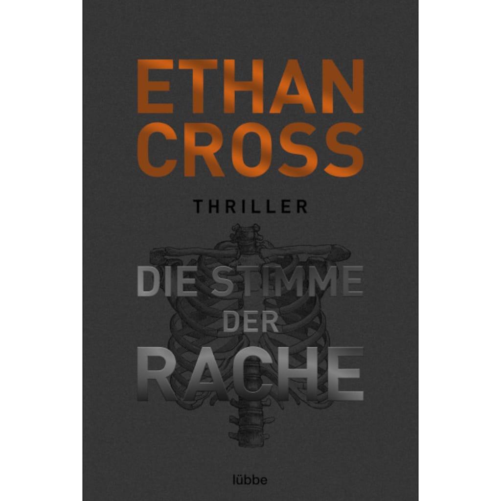 Buch »Die Stimme der Rache / Ethan Cross, Dietmar Schmidt«