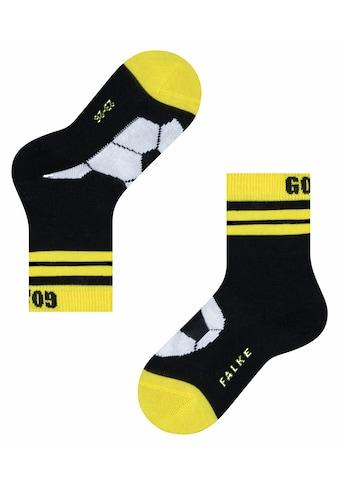 FALKE Socken »Active Soccer«, (1 Paar), aus feuchtigkeitsregulierendem Material kaufen