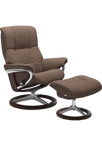 Stressless® Relaxsessel »Mayfair«, mit Signature Base, Größe S, M & L, Gestell Braun kaufen