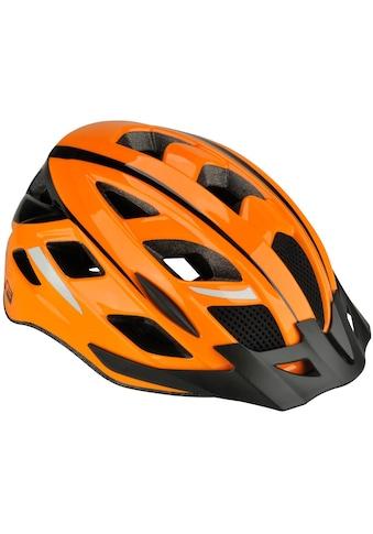 FISCHER Fahrräder Fahrradhelm »Fahrradhelm Urban Sport S/M«, Verstellbarer Innenring-System; mit beleuchtetem Innenring-System kaufen