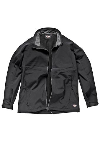 Dickies Softshelljacke »Herren Softshell-Jacke, wasserabweisend« kaufen
