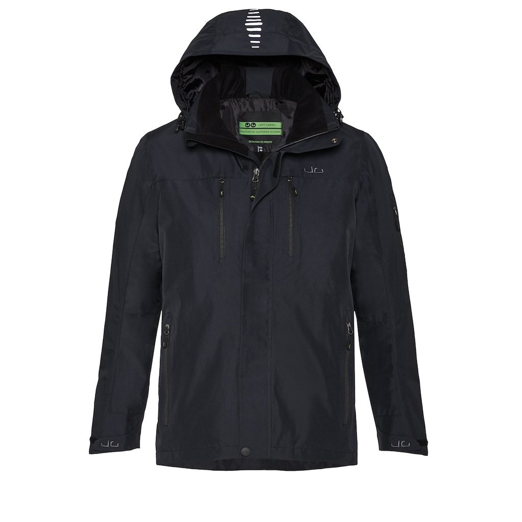 Jeff Green Funktionsjacke »Hennes«, Recycled