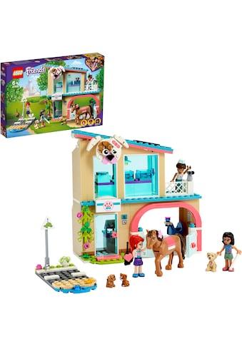 LEGO® Konstruktionsspielsteine »Heartlake City Tierklinik (41446), LEGO® Friends«,... kaufen