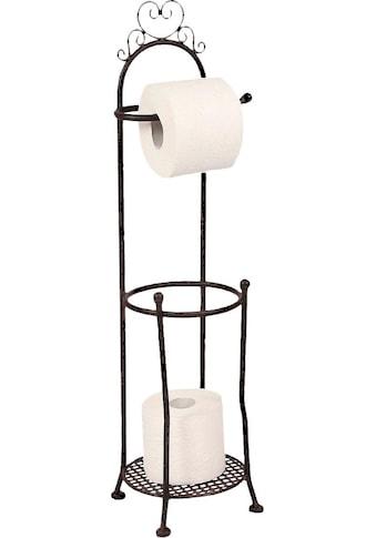 Ambiente Haus Toilettenpapierhalter, Höhe 70 cm kaufen