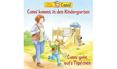 Musik - CD 53: Kindergarten/Toepfchen / Meine Freundin Conni, (1 CD) kaufen
