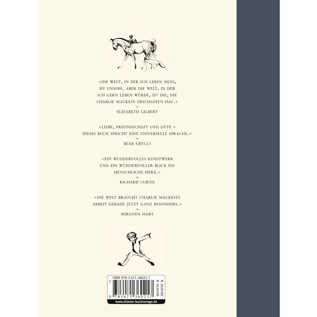 Buch »Der Junge, der Maulwurf, der Fuchs und das Pferd / Charlie Mackesy, Susanne Goga-Klinkenberg«