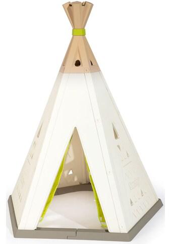 Smoby Spielzelt »Tipi«, für Drinnen und Draußen; Made in Europe kaufen
