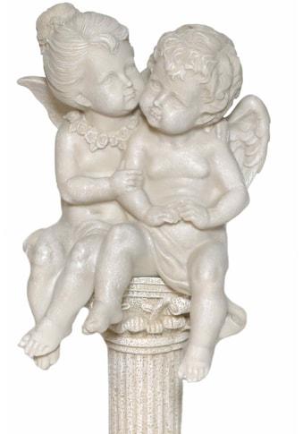 Casa Collection by Jänig Engelfigur »Kinderengel sitzend, Kantenhocker, Maße ca.... kaufen