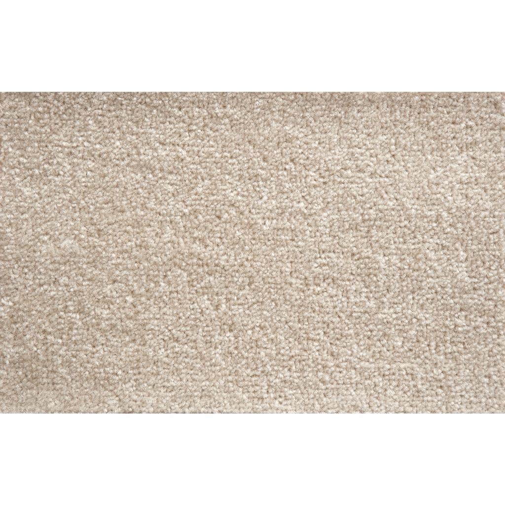 Andiamo Teppichboden »Ines«, rechteckig, 8 mm Höhe, Meterware, Breite 400 cm, antistatisch, schallschluckend