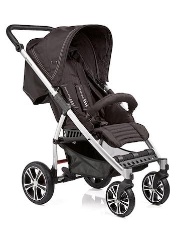 Gesslein Kinder-Buggy »S4 Air+ Eloxiert/Black, Black«, mit schwenkbaren Vorderrädern kaufen