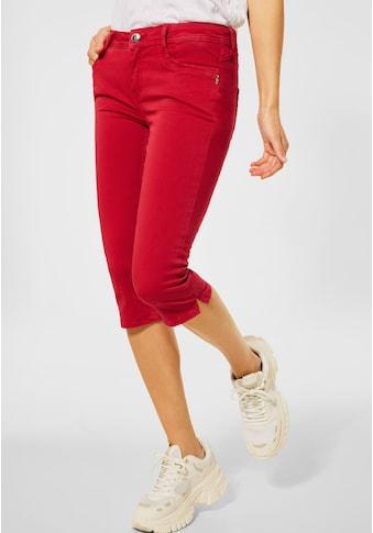 STREET ONE 3/4-Jeans, 5-Pockets Style kaufen