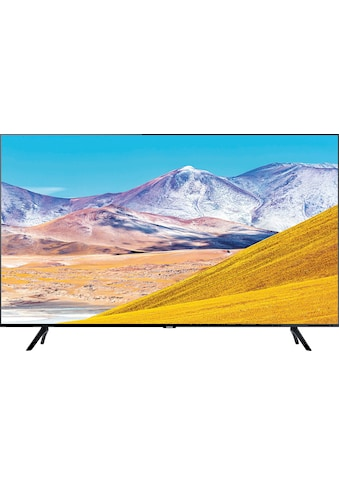 Samsung GU43TU8079 LED - Fernseher (108 cm / (43 Zoll), 4K Ultra HD, Smart - TV kaufen