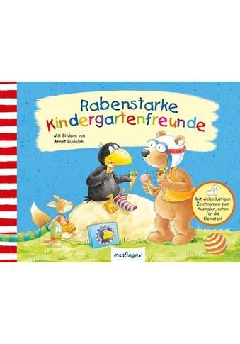 Buch »Der kleine Rabe Socke: Rabenstarke Kindergartenfreunde / Annet Rudolph« kaufen