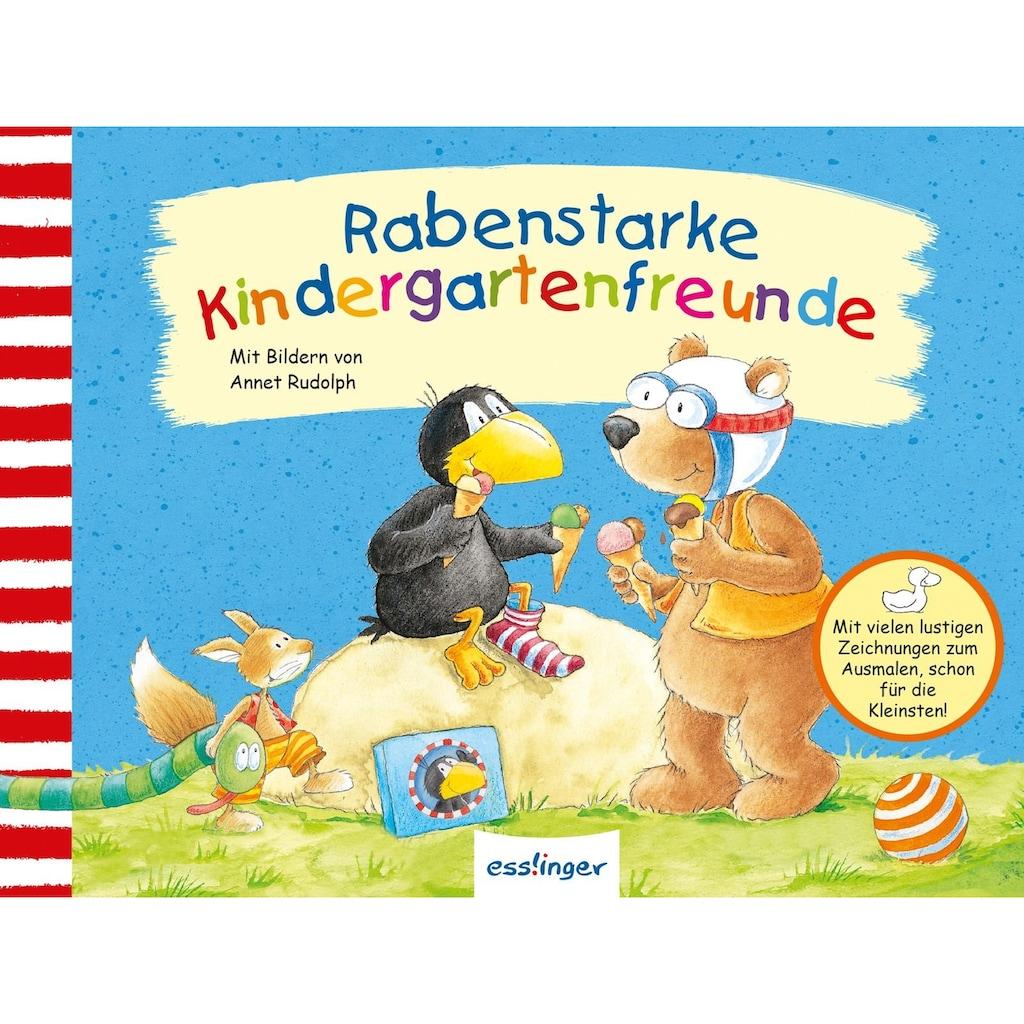 Buch »Der kleine Rabe Socke: Rabenstarke Kindergartenfreunde / Annet Rudolph«