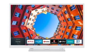 """Toshiba LED-Fernseher »24WK3C64DA«, 60 cm/24 """", HD-ready, Smart-TV kaufen"""
