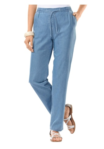 Classic Basics Hose in Jeans - Qualität kaufen