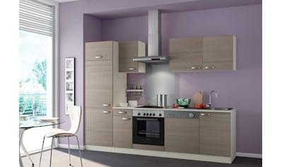 OPTIFIT Küchenzeile »Vigo«, ohne E - Geräte, Breite 210 cm kaufen