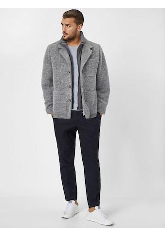 S4 Jackets Outdoorjacke »Witness«, Woll Winterjacke kaufen