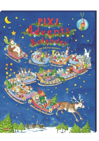 Buch »Pixi Adventskalender 2021 / Diverse« kaufen