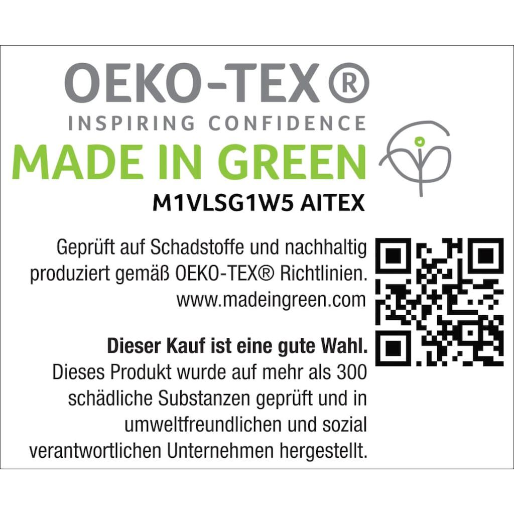 OTTO products Wendebettwäsche »Jannis«, GOTS zertifiziert - nachhaltig aus Bio-Baumwolle