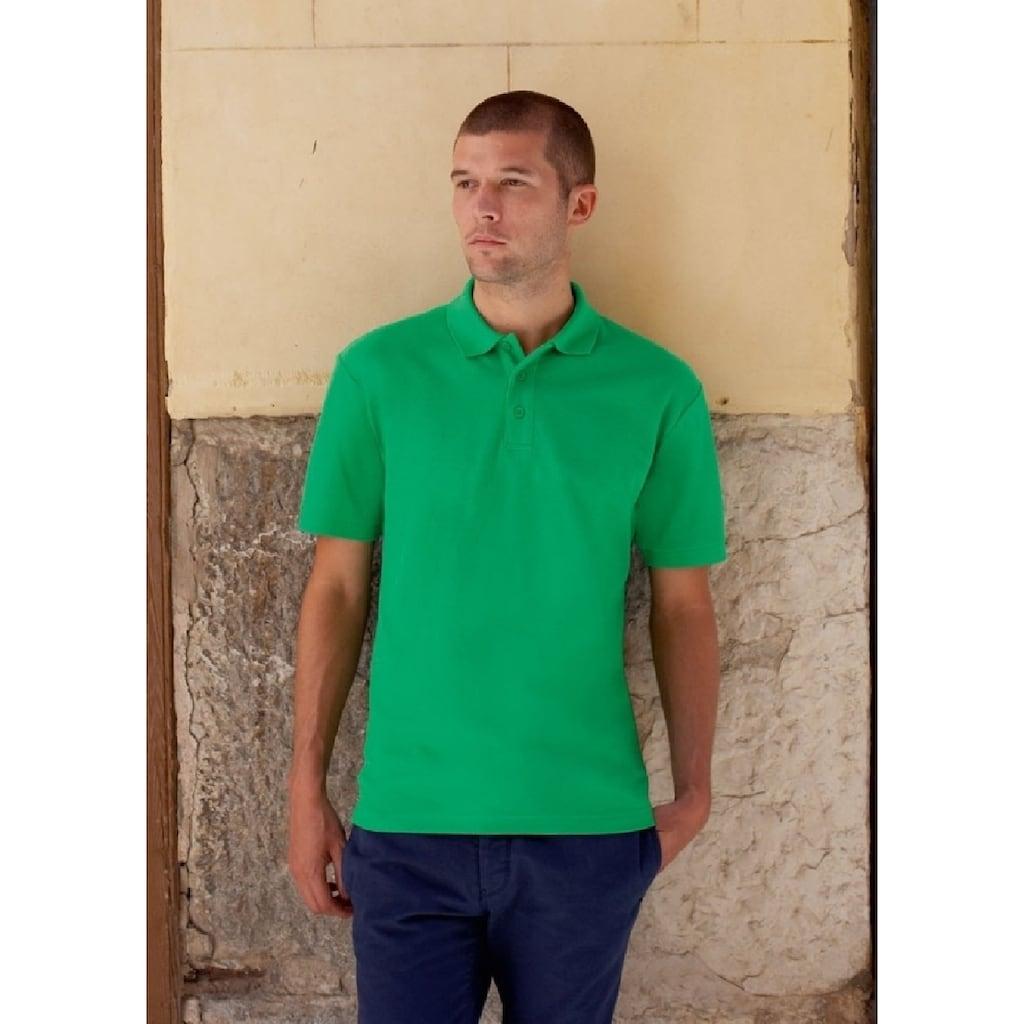 Fruit of the Loom Poloshirt »65/35 Herren Piqué Polo-Shirt, Kurzarm«