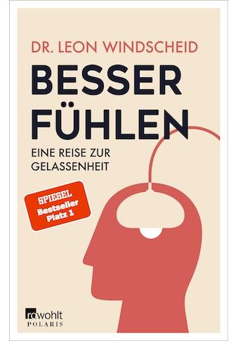 Buch »Besser fühlen / Leon Windscheid« kaufen