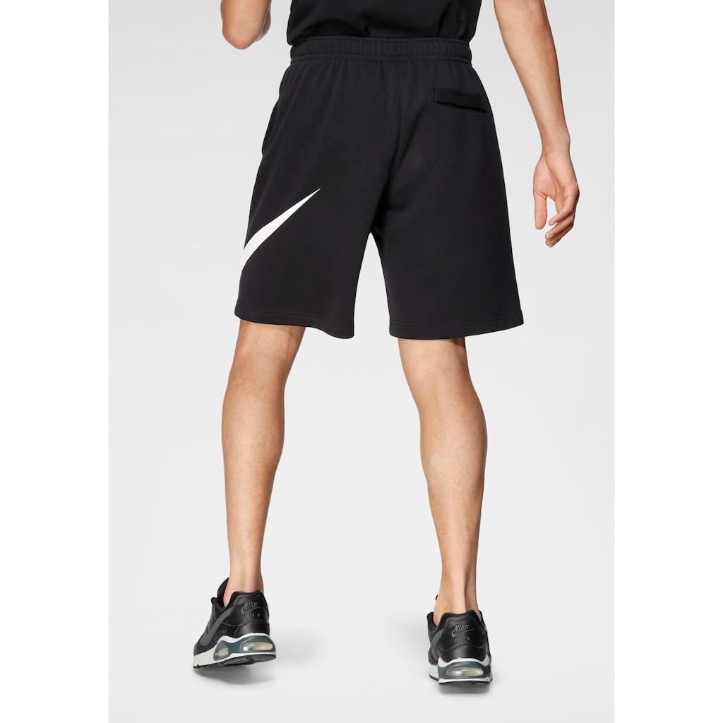 Nike Sportswear Sweatshorts »Nike Sportswear Club Men's Graphic Shorts«