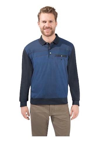 Hajo Langarm-Poloshirt kaufen