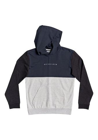 Quiksilver Hoodie »Under Shelter« kaufen
