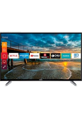 Telefunken D50U600M4CWII LED - Fernseher (126 cm / (50 Zoll), 4K Ultra HD, Smart - TV kaufen