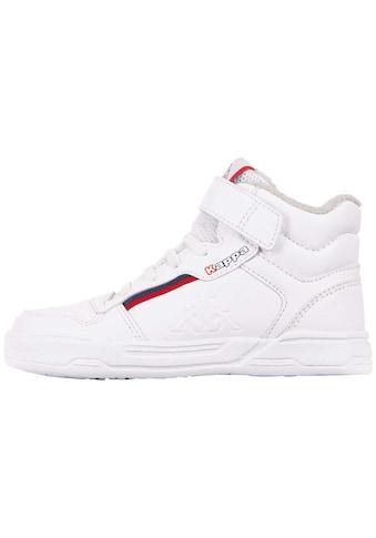 Kappa Sneaker »MANGAN II ICE KIDS«, mit kuschelig-wärmendem Innenfutter kaufen