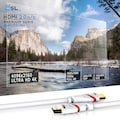 CSL Ultra HD HDMI 2.0b Kabel 3-fach geschirmt