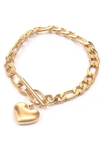 J.Jayz Armband »Herz, vergoldet, lieblich« kaufen