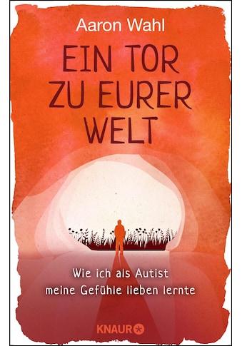 Buch »Ein Tor zu eurer Welt / Aaron Wahl« kaufen