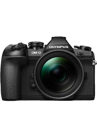 Olympus Systemkamera »OM-D  E-M1 Mark II inkl. 12-40mm PRO Objektiv«, 12-40 mm PRO,... kaufen