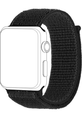 topp Accessoires Ersatz - /Wechselarmband »Nylon Loop für Apple Watch (42/44 mm)« kaufen